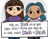 Por un 2019 sin violencia